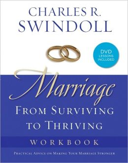 Marriage Workbook: From Surviving to Thriving