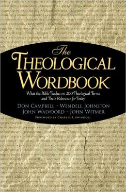 Theological Wordbook