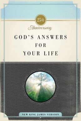 God's Answers for Your Life: 8 Weeks of Daily Readings on Forgiveness That Could Change Your Life