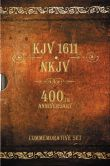 Book Cover Image. Title: KJV 1611 Bible / NKJV Bible:  400th Anniversary Commemorative Set, Author: Thomas Nelson
