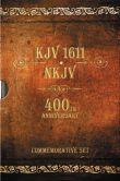 Book Cover Image. Title: KJV 1611 Bible / NKJV Bible:  400th Anniversary Commemorative Set, Author: Thomas Nelson
