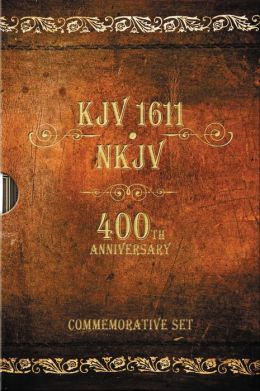KJV 1611 Bible / NKJV Bible: 400th Anniversary Commemorative Set