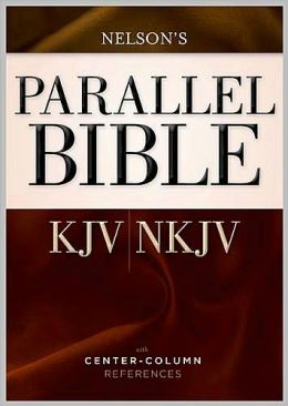 KJV / NKJV Parallel Bible: with Center-Column References