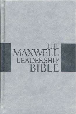Maxwell Leadership Bible, NKJV: Briefcase Edition