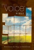 Book Cover Image. Title: The Voice Bible:  Step Into the Story of Scripture, Author: Thomas Nelson