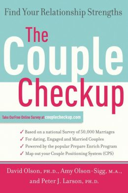 The Couple Checkup: Find Your Relationship Strengths