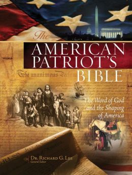 NKJV American Patriot's Bible: The Word of God and the Shaping of America