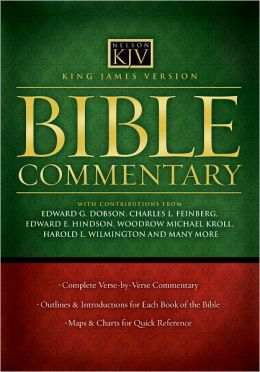 King James Version Commentary