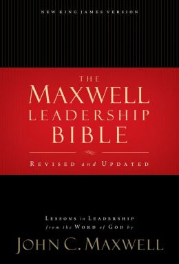 NKJV The Maxwell Leadership Bible: Lessons in Leadership from the Word of God