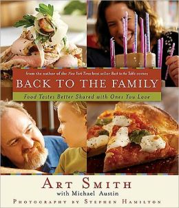 Back to the Family: Food Tastes Better Shared with the Ones You Love (PagePerfect NOOK Book)