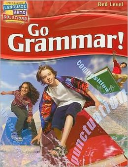 Steck-Vaughn Language Arts 06 Go Grammar Workbook