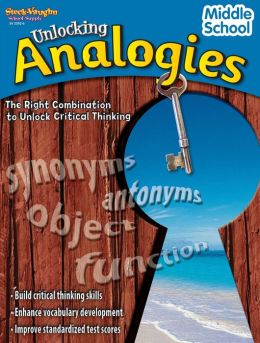 Unlocking Analogies: Reproducible Middle School
