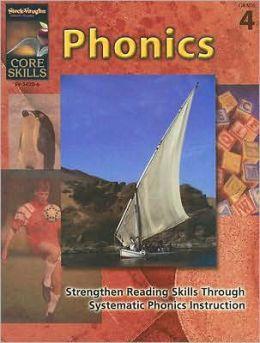 Core Skills: Phonics: Reproducible Grade 4
