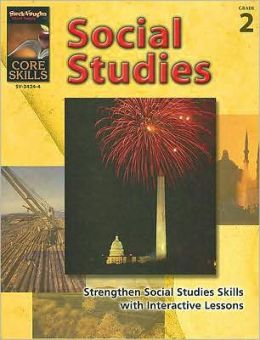 Core Skills: Social Studies: Reproducible Grade 2