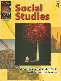 Core Skills: Social Studies: Reproducible Grade 4