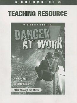 Boldprint Teachers Guide Gr 8 Danger At Work!