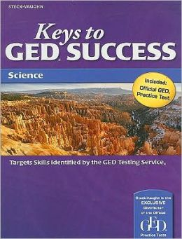 Steck-Vaughn Keys to GED Success: Student Edition Science