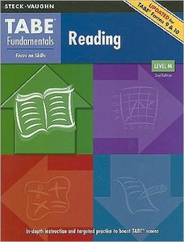 TABE Fundamentals: Student Edition Reading, Level M