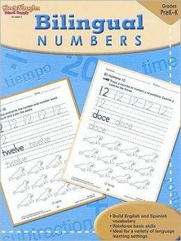 Steck-Vaughn Bilingual: Reproducible Numbers