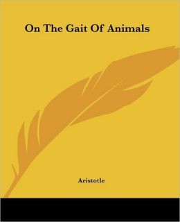 On The Gait Of Animals