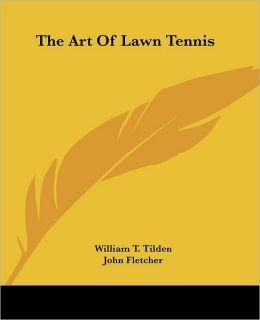 Art of Lawn Tennis