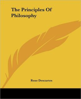 The Principles Of Philosophy