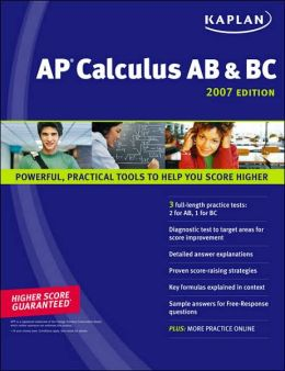 Calculus AB and BC 2007