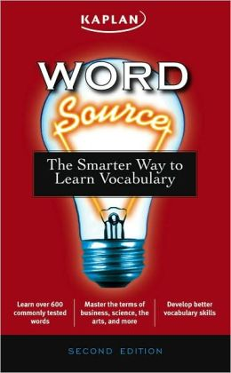 Word Source: The Smarter Way to Learn Vocabulary