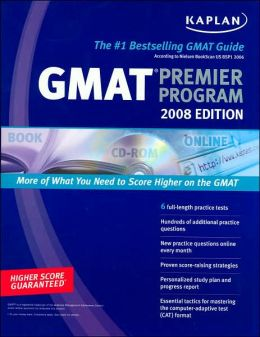 GMAT Premier Program 2008 Edition