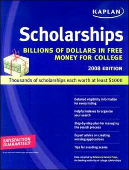 Scholarships 2008: Billions of Dollars in Free Money for College