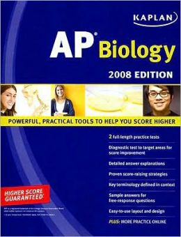 Kaplan AP Biology, 2008 Edition