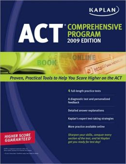 Kaplan ACT 2009 Comprehensive Program