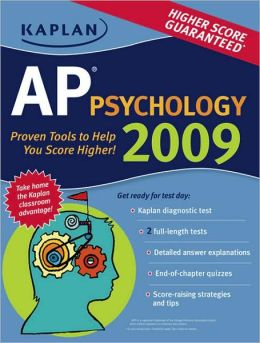 Kaplan AP Psychology 2009