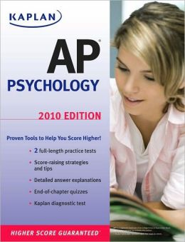 Kaplan AP Psychology 2010