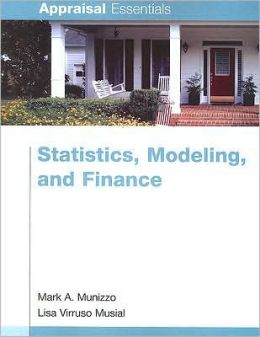 Statistics, Modeling, and Finance