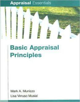 Basic Appraisal Principles