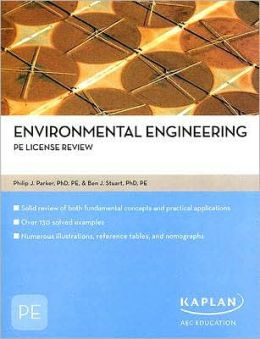 Environmental Engineering: PE License Review