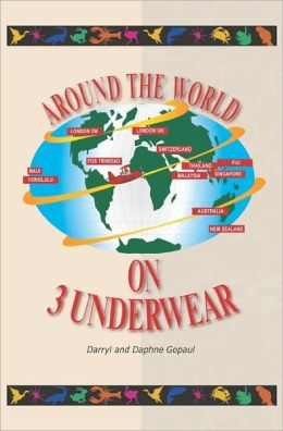 Around the World on Three Underwear