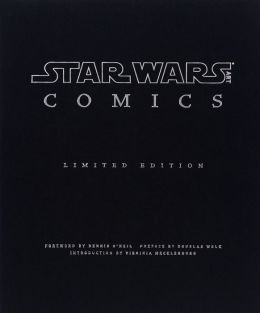 Star Wars Art: Comics [Limited Edition]
