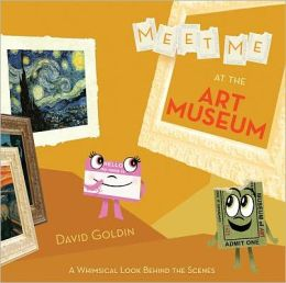 Meet Me at the Art Museum: A Whimsical Look Behind the Scenes