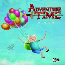 Adventure Time 2014 Wall Calendar