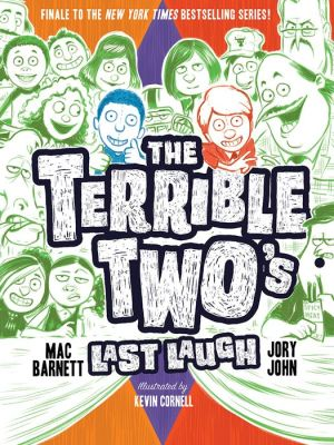 Book The Terrible Two's Last Laugh