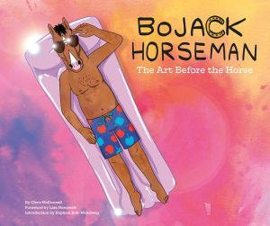 Book BoJack Horseman: The Art Before the Horse