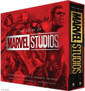 Book Marvel Studios: The First Ten Years: The Definitive Story Behind the Blockbuster Studio