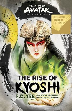 Book Avatar, The Last Airbender: The Rise of Kyoshi