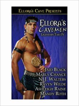 Ellora's Cavemen Legendary Tails IV
