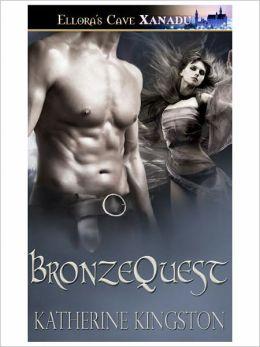 BronzeQuest (Glimmer Quest, Book Two)