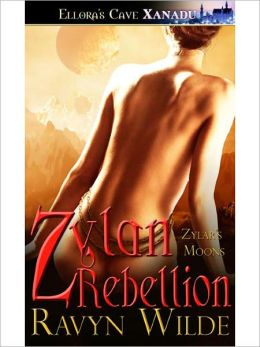 Zylan Rebellion (Zylar's Moons, Book Three)