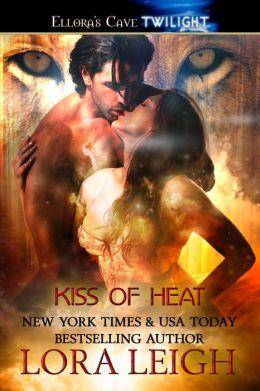 Kiss of Heat (Breeds Series #4)