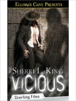 Vicious (Sterling Files, Book Two)